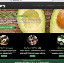 ARTISAN AVOCADOS. A Web Design project by Juan Pablo Calderón Preciado - 23-10-2015