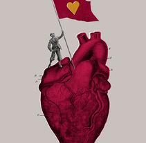El Español. A Illustration project by Sr. García  - 10.26.2015