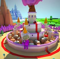 Game of Adventures. Un proyecto de 3D y Animación de Pau Salas         - 26.09.2015