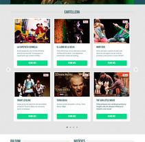 Transeduca. Un proyecto de Diseño Web de La Teva Web Diseño Web  - 26-10-2015