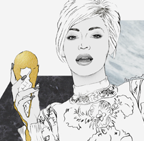 DROP IT. Um projeto de Ilustração e Artes plásticas de Mario Ryck         - 03.07.2015