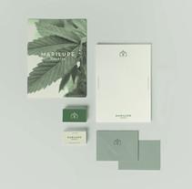 Marilupe Elkartea / Branding. Un proyecto de Dirección de arte, Br, ing e Identidad y Diseño gráfico de bibat_studio         - 05.09.2015
