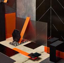 AD Spatial Materials. Un proyecto de Instalaciones, Fotografía y Diseño de interiores de Paloma Rincón - 08-11-2015