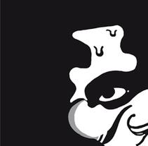 BlackUp Sound. Un proyecto de Ilustración y Diseño gráfico de Hèctor Salvany Peyrí         - 09.10.2015