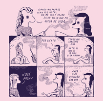 Más allá del Arco Iris. A Illustration project by Ana Galvañ - Nov 17 2015 12:00 AM