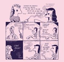 Más allá del Arco Iris. A Illustration project by Ana Galvañ - 16-11-2015
