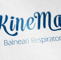 Branding: KineMar, Balneario Respiratorio. A Design, Advertising, Br, ing, Identit, Editorial Design, Graphic Design, and Web Design project by Oscar Aceves Gallardo         - 18.11.2015
