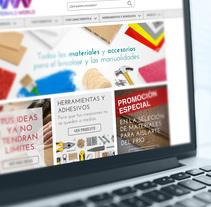 Web Materials World. Un proyecto de Desarrollo Web de Alex Mercadé         - 10.06.2015