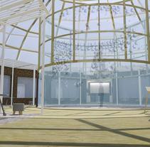 Aviario FLY. Rehabilitación de un espacio. A Interior Design project by Elia Fernández Blanco         - 18.11.2015