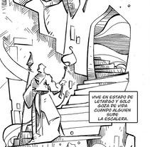 "Cómic ""A Bao a Qu"". A Comic project by Ignacio Nicolás         - 24.02.2009"