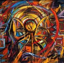 Obras-Ortega Maila. Um projeto de Artes plásticas de Ortega Maila         - 26.11.2015
