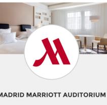 BLOG Wordpress para Hotel Marriott (Madrid). Um projeto de Web design e Desenvolvimento Web de Esther Martínez Recuero         - 22.12.2015