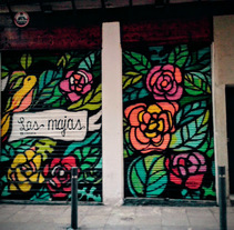 LAS MAJAS. A Illustration, Architecture, Crafts, Fine Art, and Painting project by Yolanda Casado Sena         - 29.11.2015