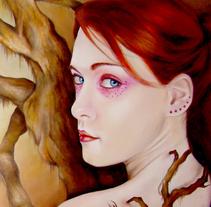 Óleo sobre Tela. A Illustration, Art Direction, and Painting project by felixdasilva         - 01.12.2015
