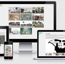 Portfolio Website | Smaranda Alexandrescu. Un proyecto de Diseño Web y Desarrollo Web de miqlangl         - 01.12.2015