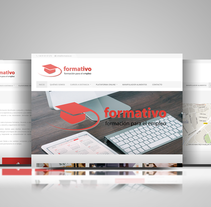 Web Formativo. A Web Design project by Joaquim Latas         - 02.12.2015