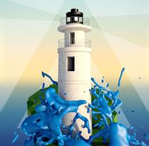 Lighthouse. Um projeto de 3D de Miguel Ángel Jiménez         - 14.12.2015