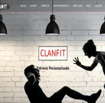 ClanFit centro deportivo San Pedro. Un proyecto de Desarrollo Web de Antonio M. López López - 27-12-2015