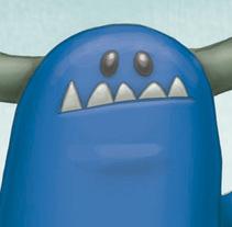 Criaturas, diseño de personaje. A Character Design project by Pedro Vila de la Mata - 12.28.2015