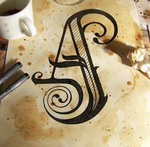 Letreando-II. Un proyecto de Bellas Artes, Diseño gráfico, Tipografía y Caligrafía de Julio López - 29-12-2015
