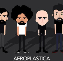 Aeroplastica. A Illustration project by Dari Rojas         - 02.07.2014