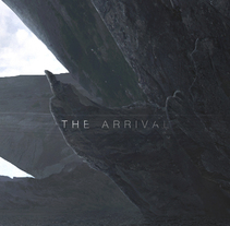 The arrival. A Illustration, Photograph, and Art Direction project by Rubén Álvarez González - 04-01-2016