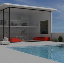 Renders de Arquitectura. A 3D, and Architecture project by Ivan S         - 05.12.2015
