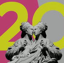 Montaje vídeo promocional aniversario festival cine LGTBQI Madrid. Un proyecto de Cine y Vídeo de Jose Cabello Mata         - 30.09.2015
