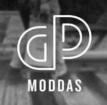 Moddas. Un proyecto de Diseño, Br, ing e Identidad, Moda y Diseño gráfico de Stella Citores         - 11.01.2016