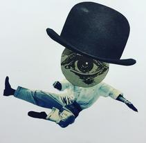 Mi Proyecto del curso: Pedro Martín (Tipos en Movimiento).. Um projeto de Colagem de Visualeo Verifications, SLU         - 23.01.2016