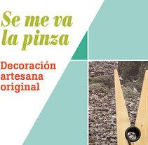 Díptico. Um projeto de Design e Design gráfico de José M. Miguel         - 21.01.2016