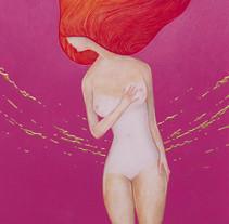 HotGold1.. Un proyecto de Ilustración, Bellas Artes y Pintura de Galstheo  - 25-01-2016
