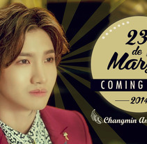 [Afiches] Changmin Angel Peru FC. A Graphic Design project by Wendy Cerna Díaz - 31-01-2014