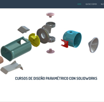 Diseño web. A Web Design project by Teresa Marco Carreño         - 01.02.2016