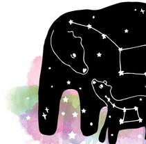 Constelaciones. A Illustration project by Manuel Morív         - 06.02.2016