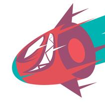 Plastilina Mosh. Un proyecto de Ilustración, 3D, Diseño de personajes y Arte urbano de Mr.  Kone - 23-04-2016