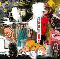 Divertimentos. A Fine Art, Illustration, and Painting project by carmen esperón - Feb 15 2016 12:00 AM