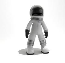 Mi Proyecto del curso: Diseño de personajes en Cinema 4D: del boceto a la impresión 3D. A 3D project by Alvaro Portela Martínez         - 16.02.2016
