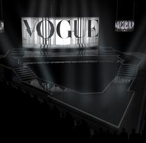 Modelado 3D - MDNA Tour Stage. Un proyecto de 3D y Diseño gráfico de Daniel Castro Tirador         - 13.10.2012
