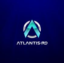 Atlantis-RO. A Design, Motion Graphics, Br, ing&Identit project by Nilton Revolledo Rodriguez         - 10.12.2015