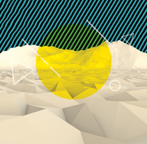 RL Grime Poster. Un proyecto de Diseño, Publicidad, 3D, Diseño gráfico y Marketing de Carlos Go-niji Loera Orozco         - 22.02.2016