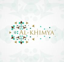 Al-khimya. Un proyecto de Diseño, Br e ing e Identidad de Karen González Vargas         - 31.10.2014
