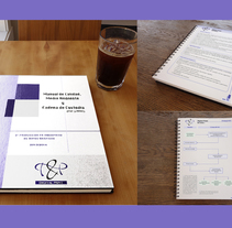 Manual de Calidad, Medio Ambiente y Cadena de Custodia. Un proyecto de Diseño editorial de Samuel Bellón         - 28.02.2016