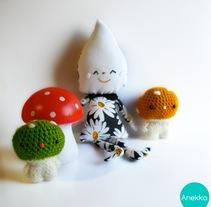 Margarita. Gota de agua. Un proyecto de Diseño de personajes y Diseño de juguetes de Ana  - 09-03-2016