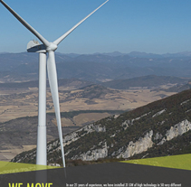 GAMESA. A Advertising, Art Direction, and Graphic Design project by Luis Aliff         - 09.03.2016