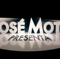 José Mota Presenta // Cabecera 2ª temporada. A Motion Graphics, 3D, and TV project by Javi García         - 09.02.2016