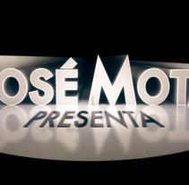 José Mota Presenta // Cabecera 2ª temporada. A 3D, Motion Graphics, and TV project by Javi García  - Feb 10 2016 12:00 AM