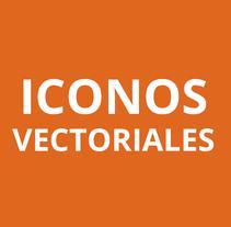 Iconos vectoriales. A Illustration, and Graphic Design project by Álvaro Villa Fernández-Mayoralas         - 14.03.2016