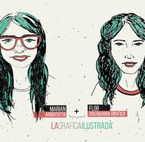 La grafica ilustarda. A Illustration project by Florencia Serodio         - 17.03.2016