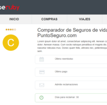 Aplicación para calidad de anunciantes. Un proyecto de Desarrollo Web de Ana Cuesta de la Torre         - 03.03.2016